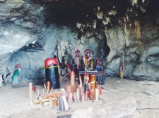Literally, a fraction of the amount of penis in that cave.